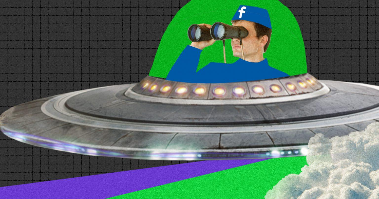 Как интроверту найти друзей используем алгоритмы Facebook