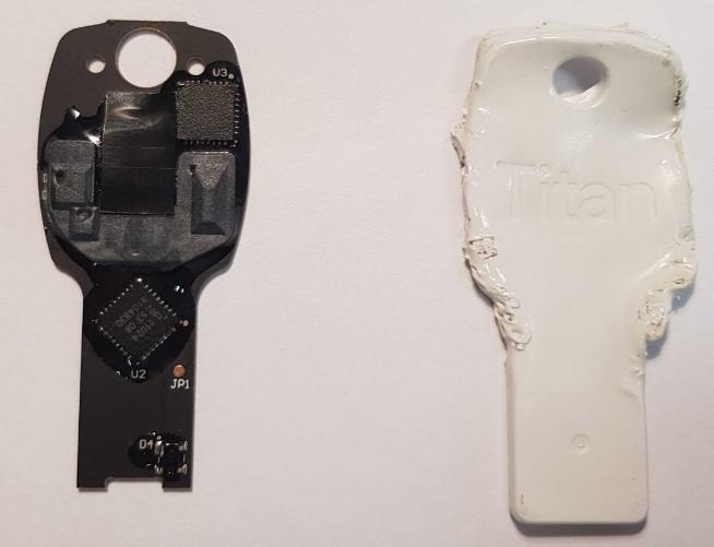 Исследователи клонировали ключ безопасности Google Titan, раскрыв уязвимость чипсета