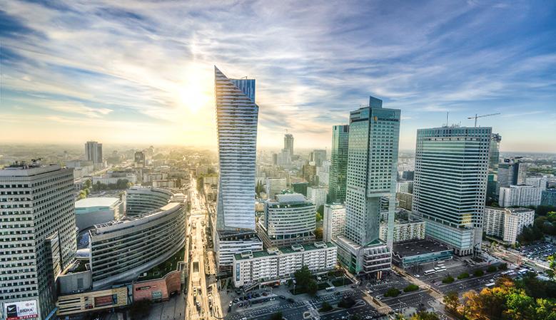 Обзор: Варшава и мать ее Польша