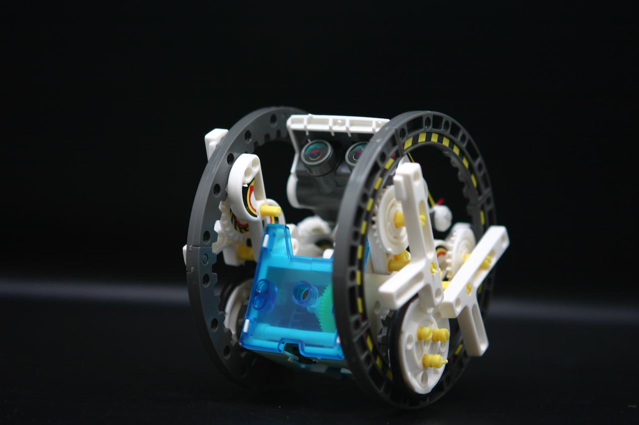 Робот-конструктор 14 в 1. Мы наконец-то его собрали