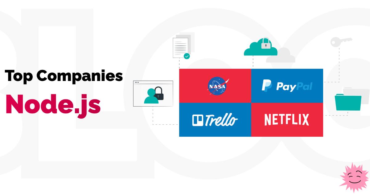 [Перевод] Крупные компании, использующие Node.js