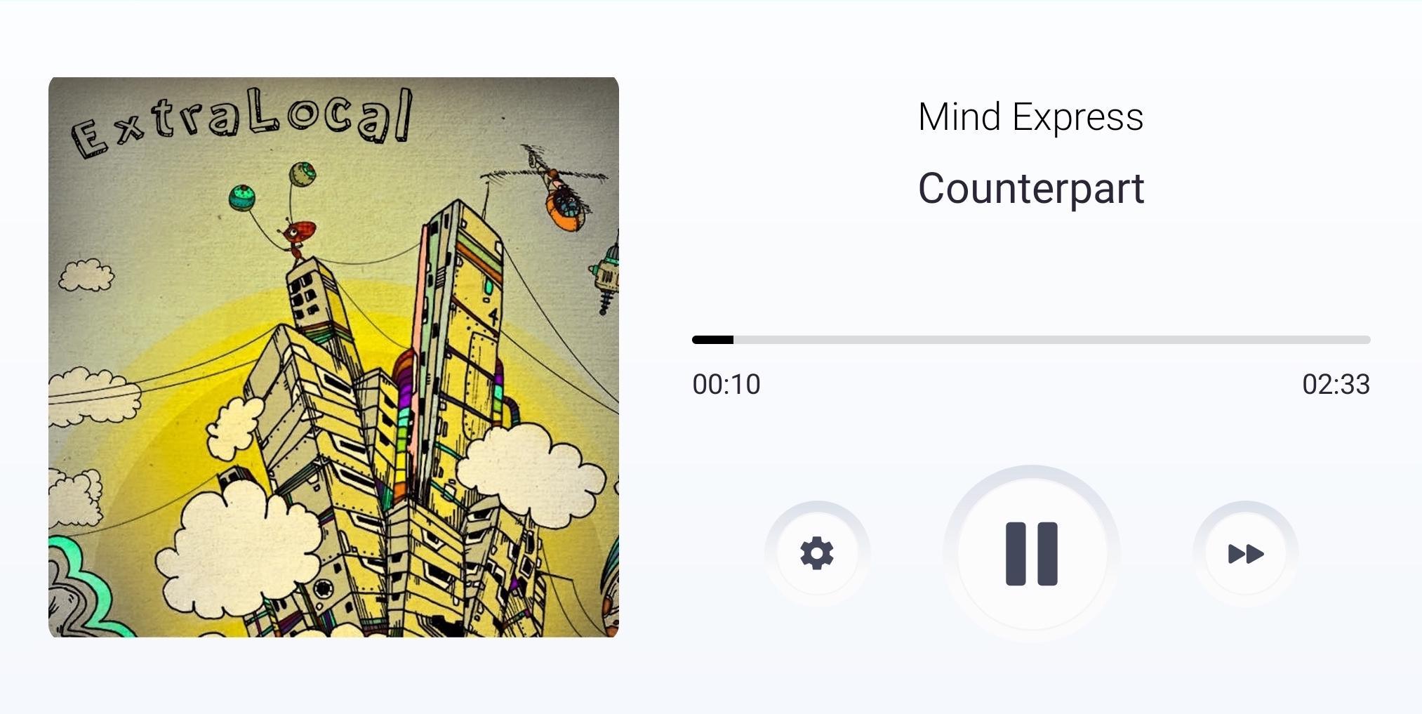 Умное музыкальное радио, не требующее постоянного Интернет-соединения