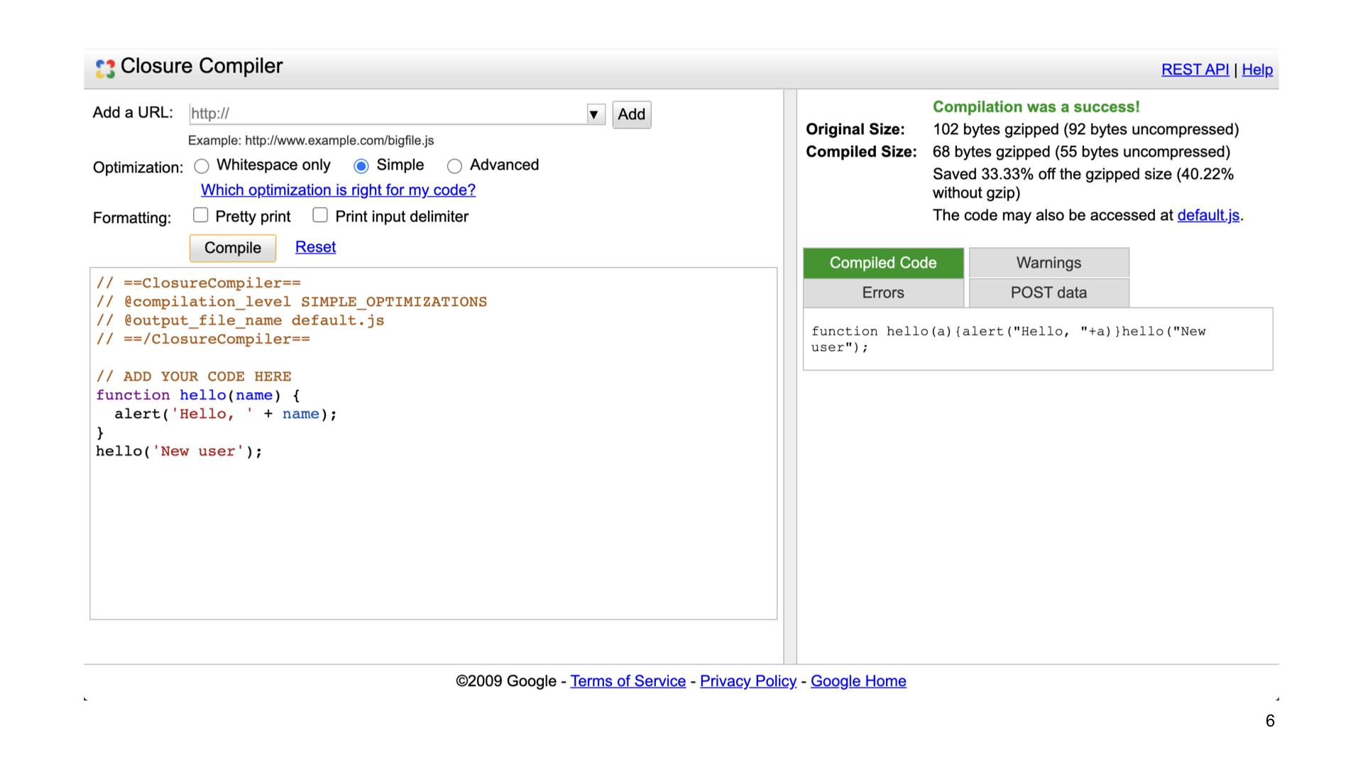 Минифицируем приватные поля в TypeScript. Доклад Яндекса