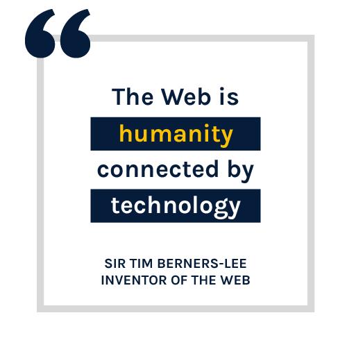 С днем рождения, World Wide Web