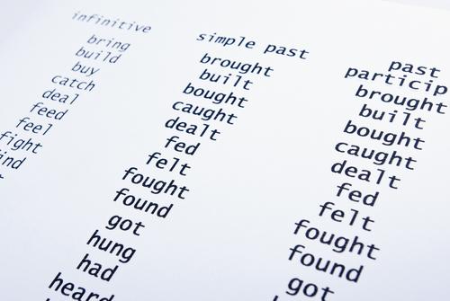 Как раз и навсегда разобраться с неправильными глаголами в английском