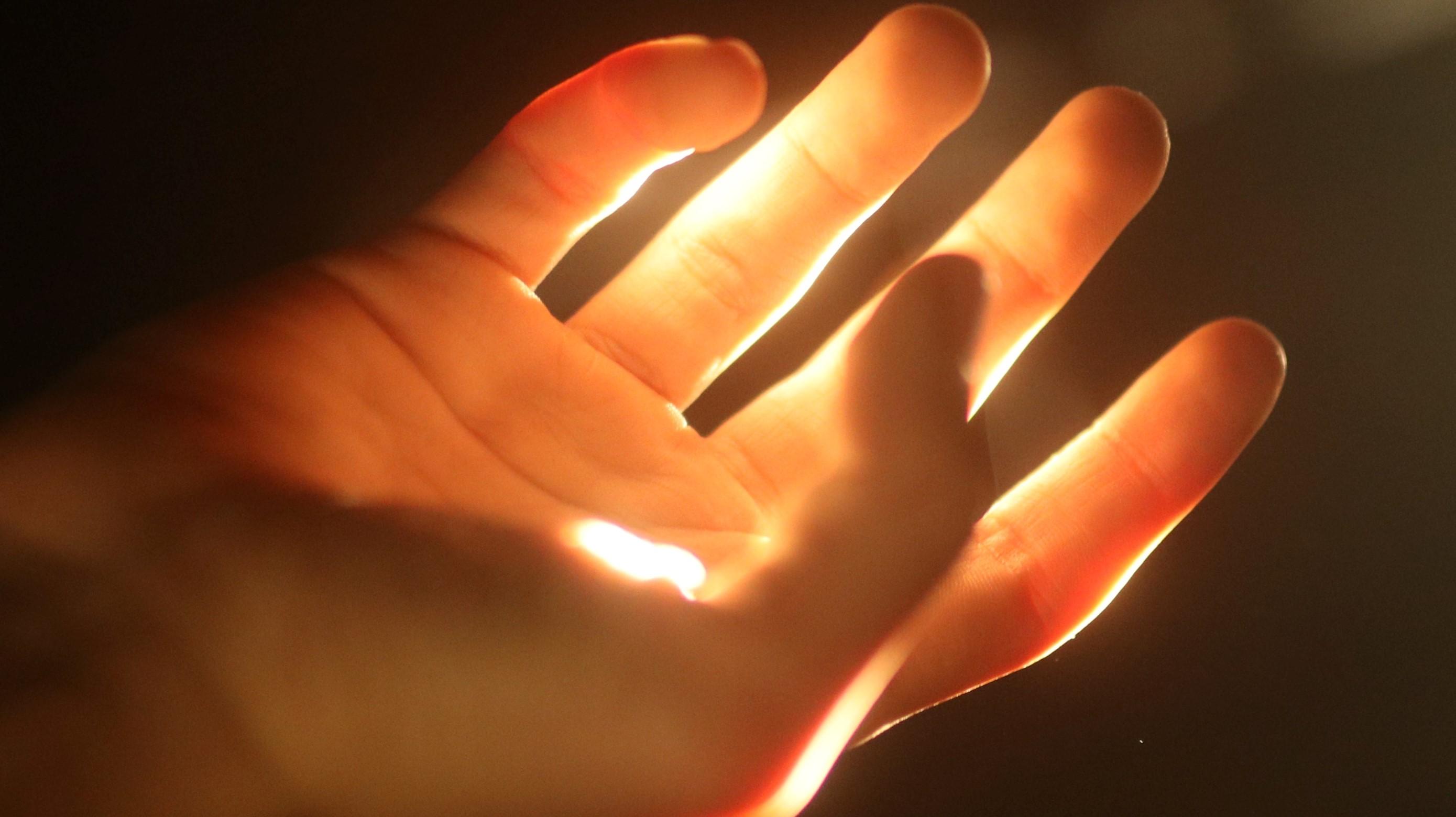 Российские учёные создают устройство, которое позволит видеть кожей