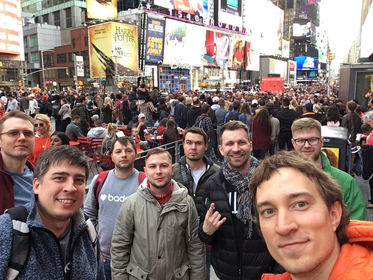 Lead Dev New York: обзор докладов и отзыв о конференции / Блог компании Badoo / Хабр