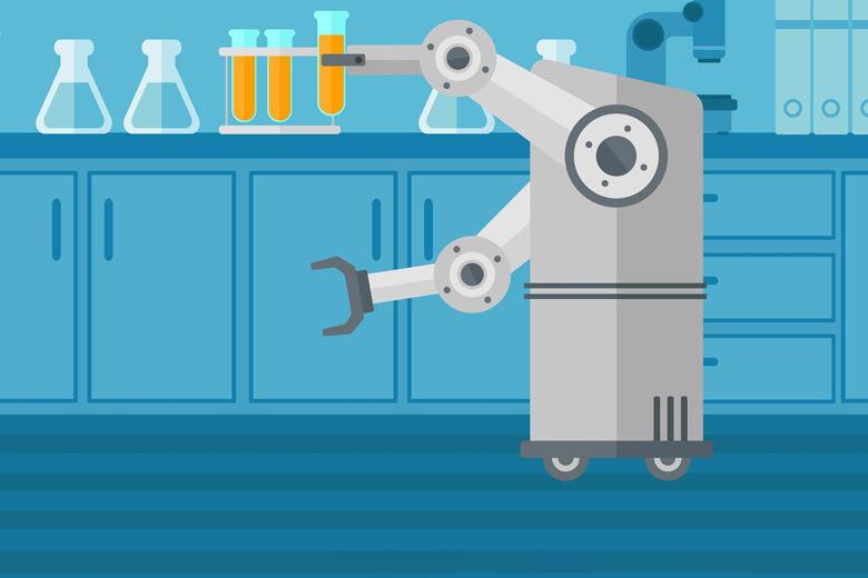 Применение искусственного интеллекта в синтетической химии