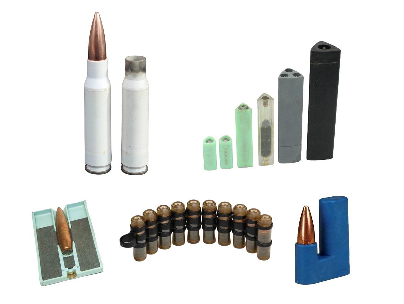 Пластмассовый выстрел: атипичные патроны