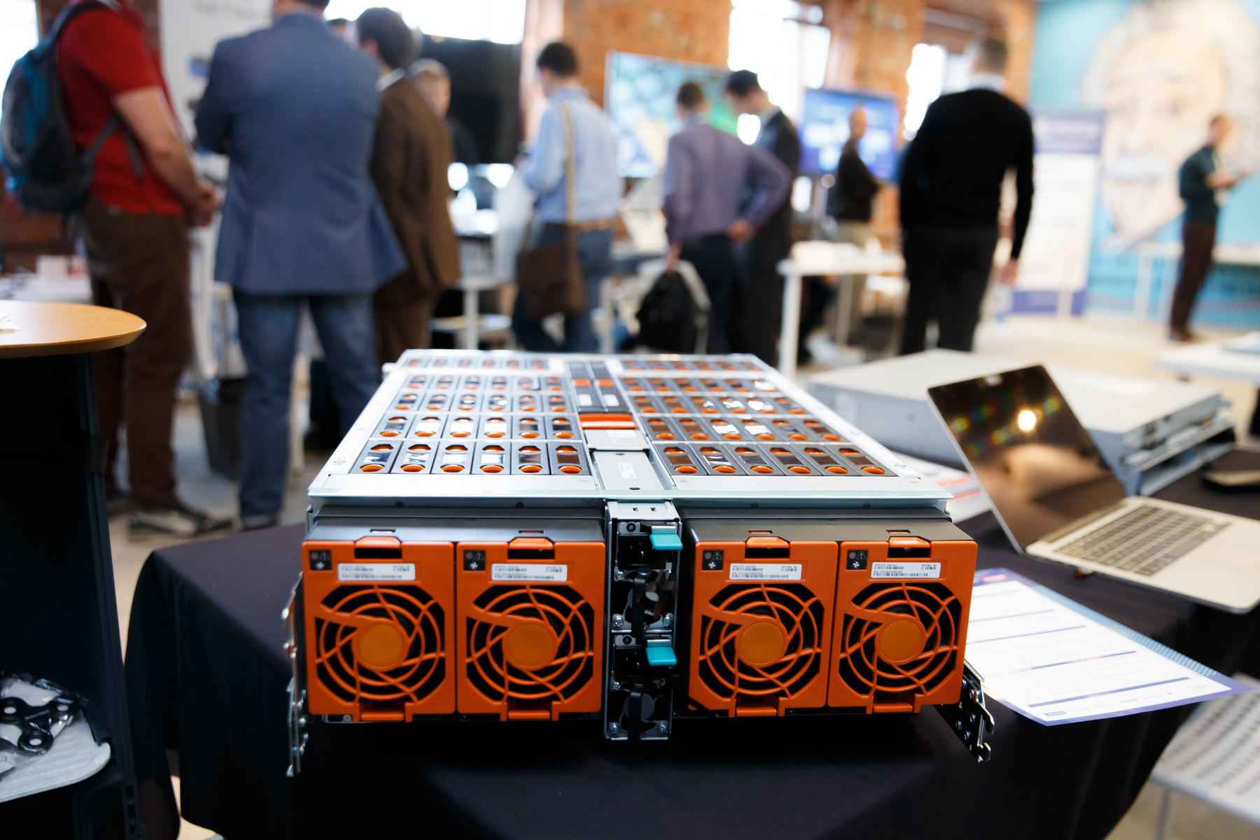 Conference Prostor 2018: questions and answers about the future of storage systems