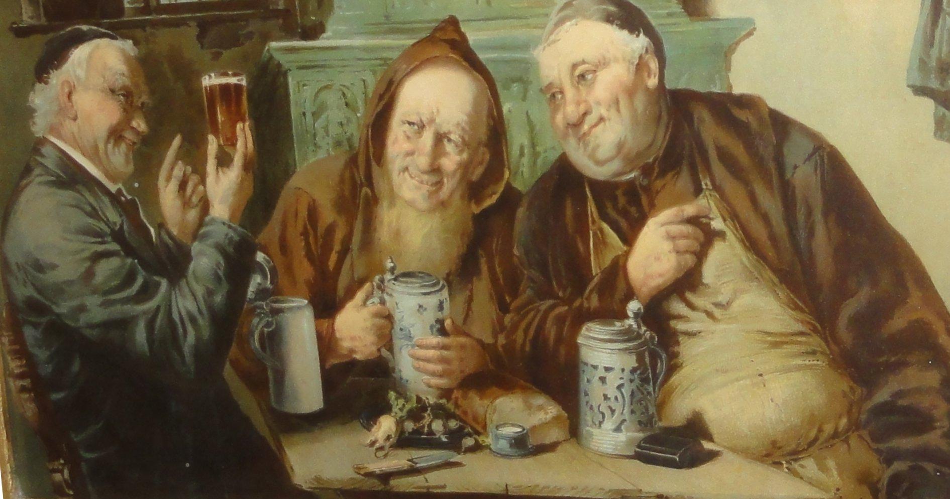 Немного о производстве пива