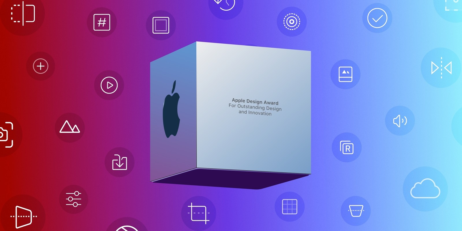 Победитель Apple Design Awards статистически усреднённый портрет