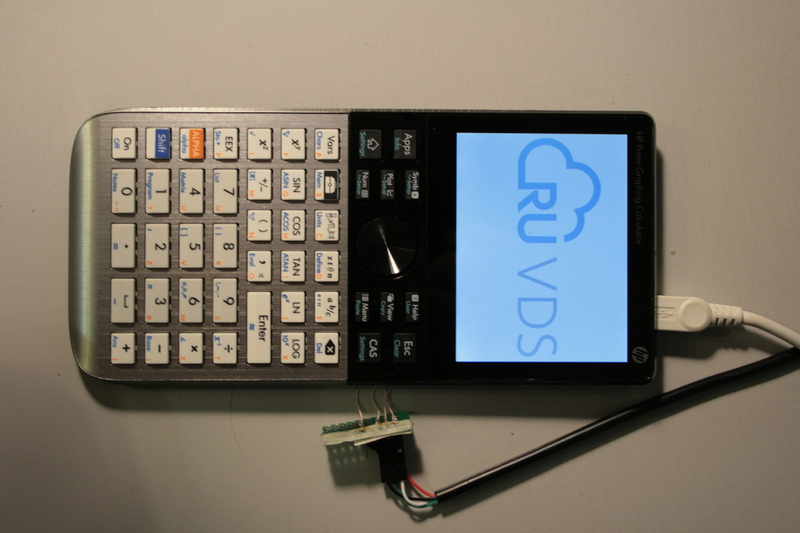 Установка Linux на калькулятор