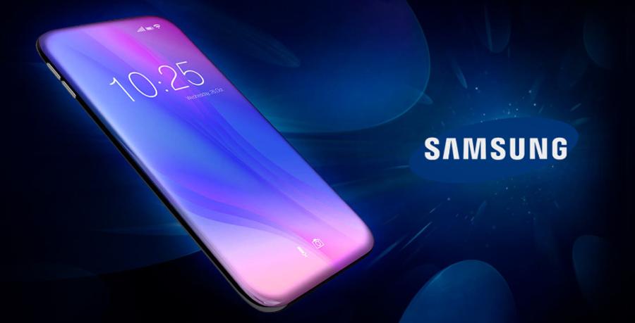 Samsung анонсировала дисплей нового поколения