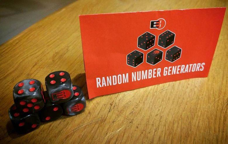 Поиск генераторов истинных случайных чисел