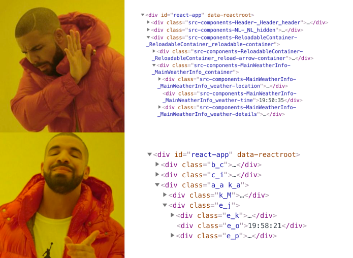 We are preparing the perfect CSS