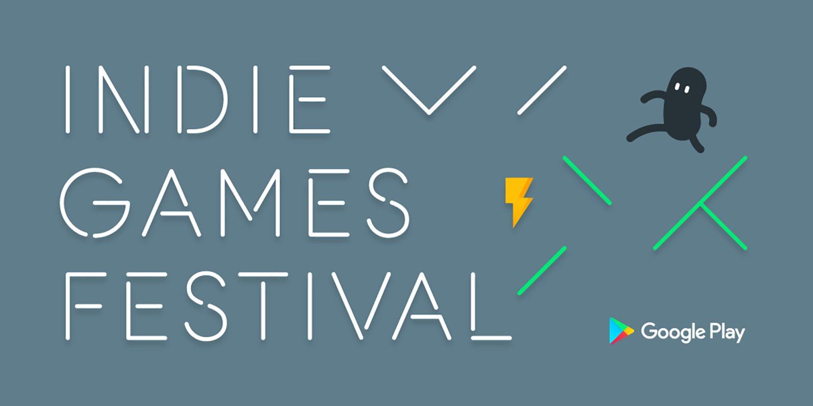 Присоединяйся к фестивалю инди-игр Google Play Indie Games Festival
