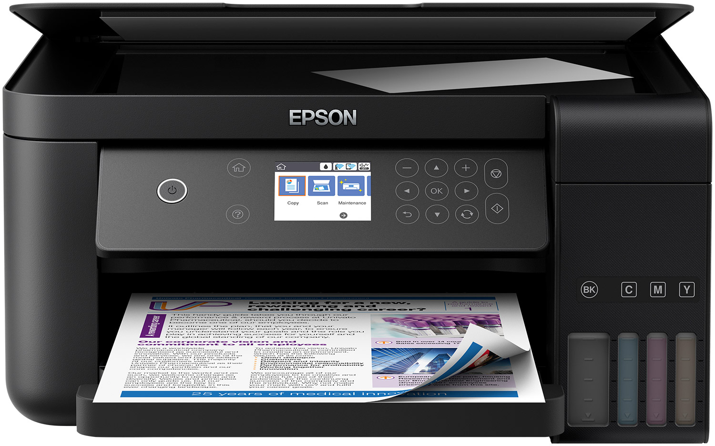 В Новый Год – с новой «Фабрикой». Кратко об обновлении линейки бескартриджных принтеров и МФУ Epson