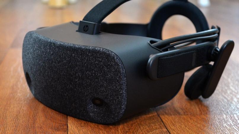 HP Reverb — обзор нового VR сета