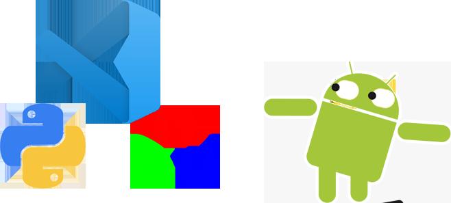 Разработка приложения с использованием Python и OpenCV на Android устройстве