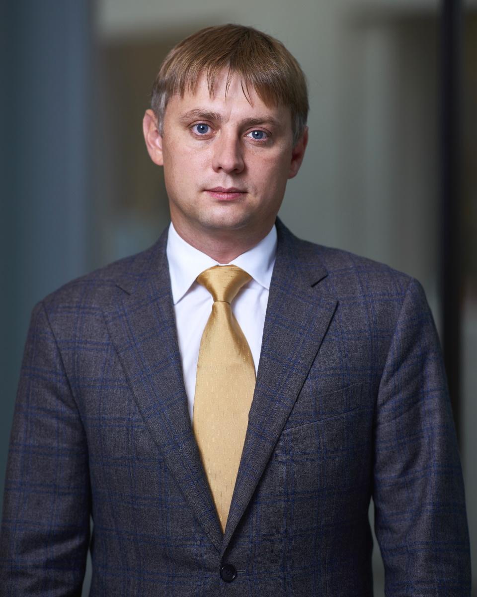 Konstantin Stetsenko, ICU