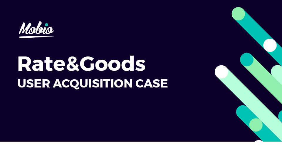 Case Rate & Goods and Mobio: Incremental increase of all indicators