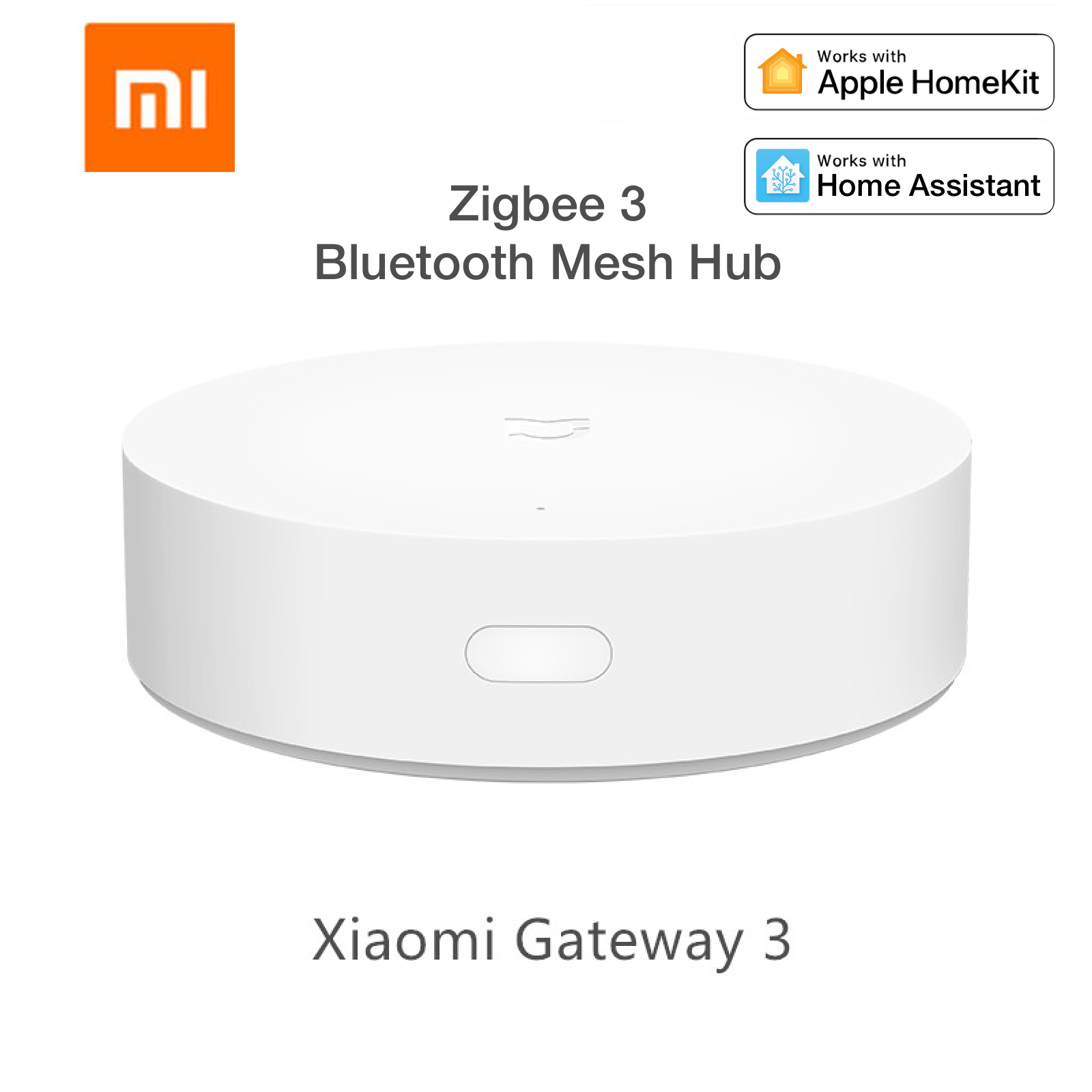 Подключаем новый Xiaomi Gateway 3 к Home Assistant без паяльника и смс