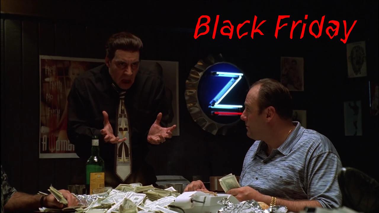 Черная пятница 2020 (скидки на хостинг)