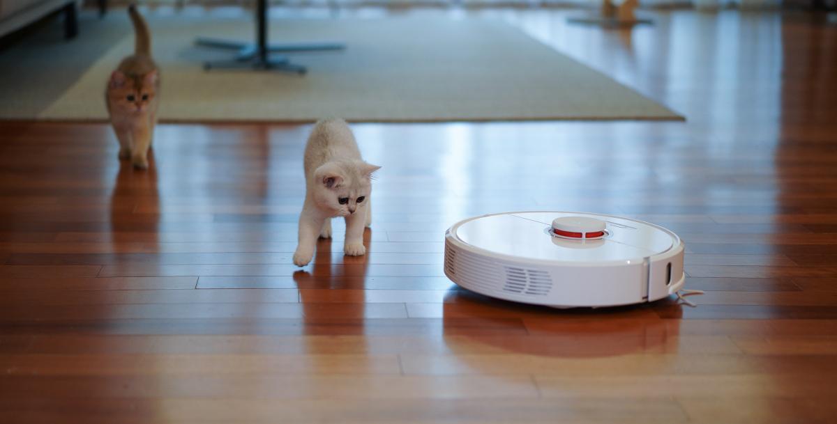 Шпионы в быту робот-пылесос вас подслушивает