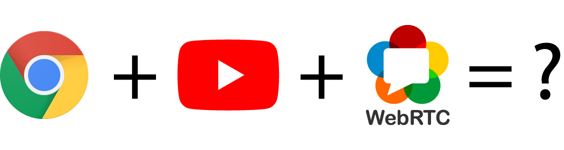 A little investigation: how YouTube uses WebRTC for streaming