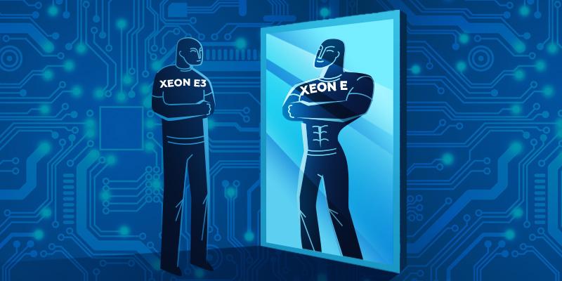 Чего ждать от новых Xeon E. Сравниваем с E3 и делаем выводы