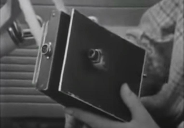 Перевод Кассетная навигационная система для автомобиля 1971 года