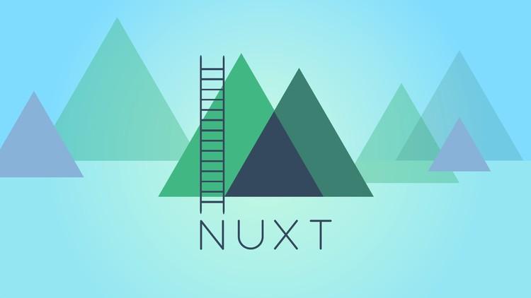 Nuxt as fullstack server: frontend + backend API Server