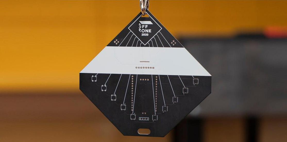 PCB-бейдж, которого не будет, или как преодолеть все и проиграть на финише
