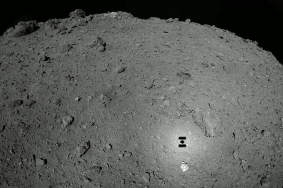 Japanese weeks in the asteroid belt