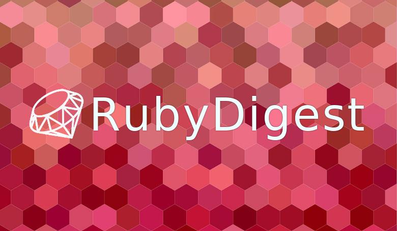 Ruby Digest