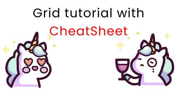 [Перевод] Полное визуальное руководство/шпаргалка по CSS Grid