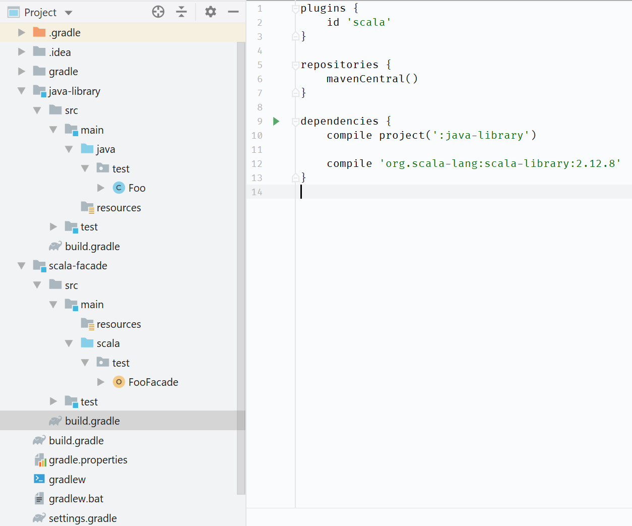 From the sandbox] Cross-compiling Scala in a Gradle project