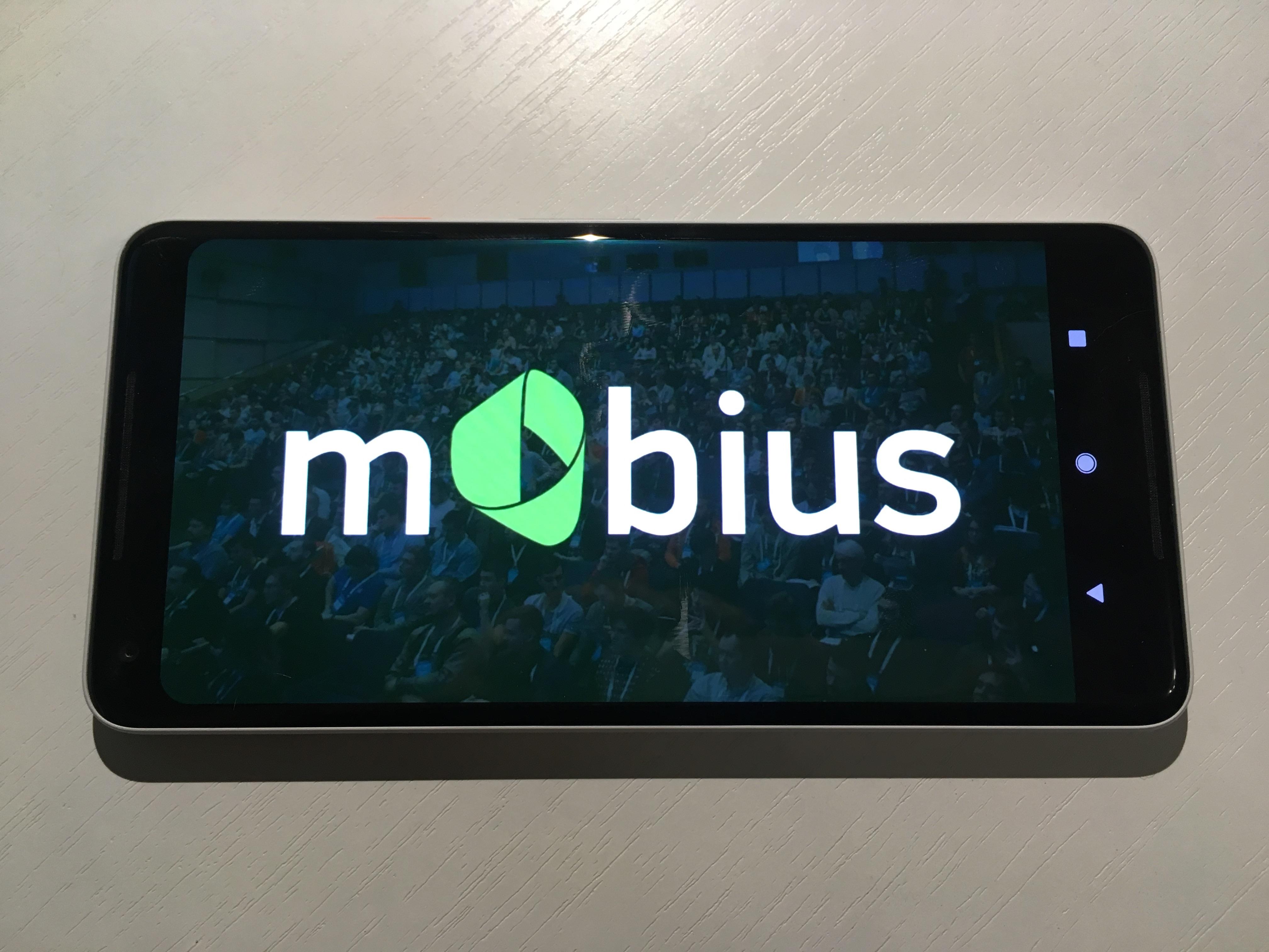 Mobile weekend: Mobius
