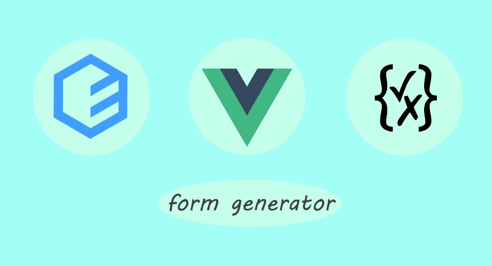 Из песочницы Выбор генератора форм для Vue.js