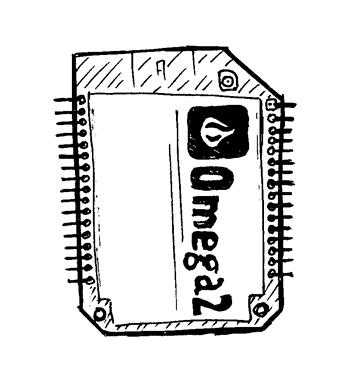 Omega2 миникомпьютер