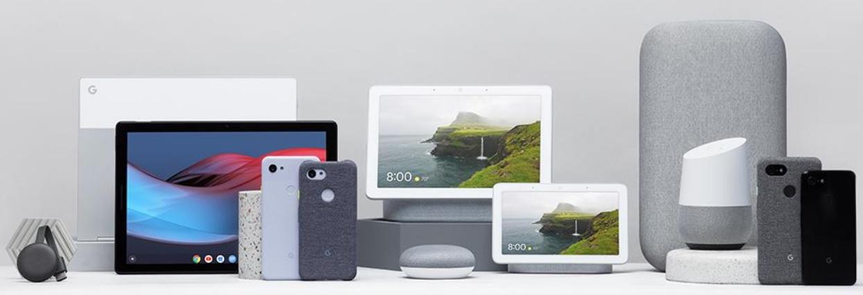 Google планирует к 2022 году производить свои смартфоны и ноутбуки c использованием перерабатываемого сырья