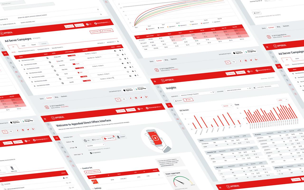 [Из песочницы] Дизайн понятного дашборда для сложной системы управления рекламой