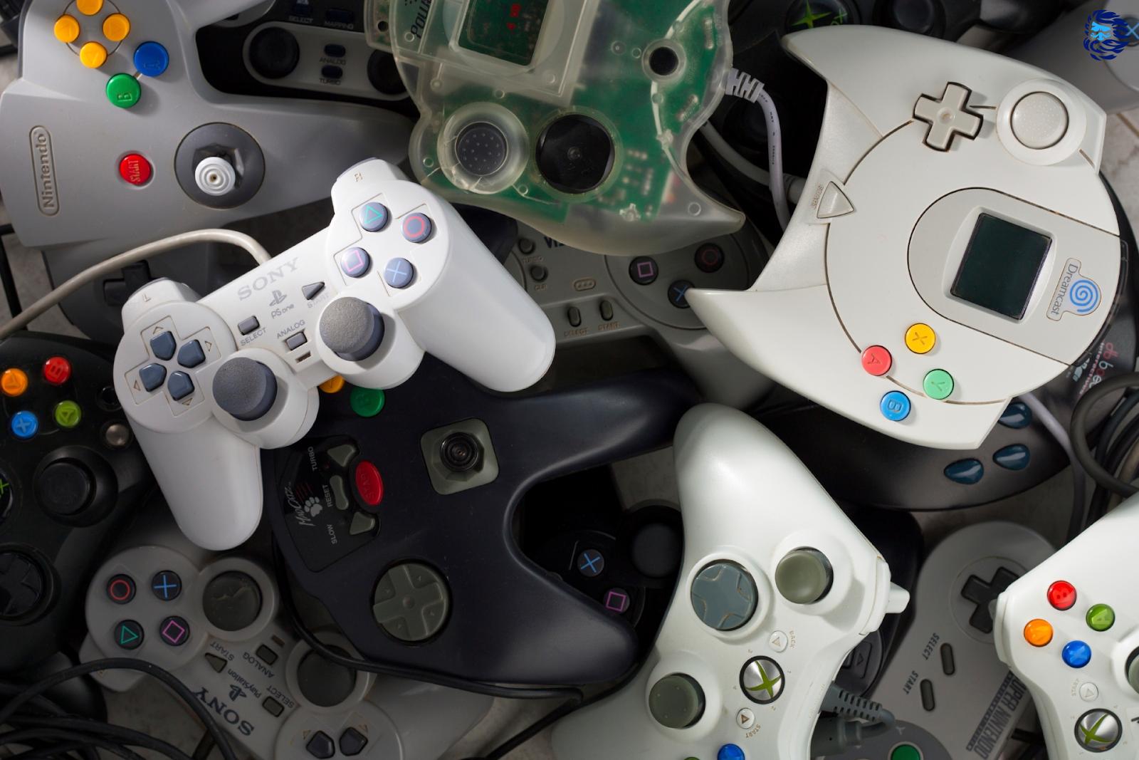 То, чего не может быть самые необычные версии обычных игровых консолей