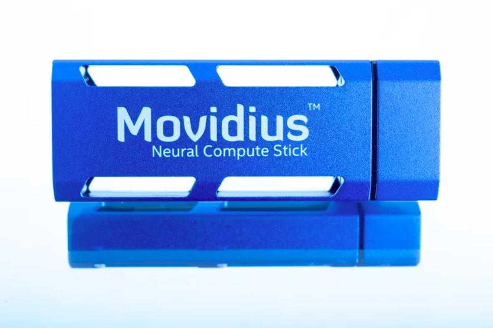 Использование Intel Movidius для нейронных сетей