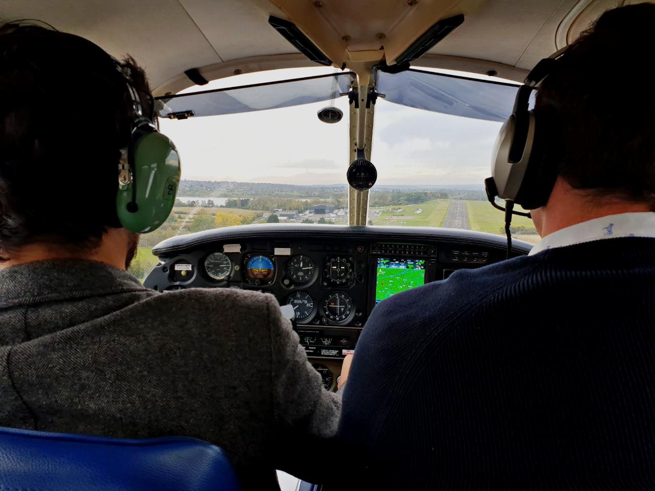 Как прийти в небо и стать пилотом / Хабр