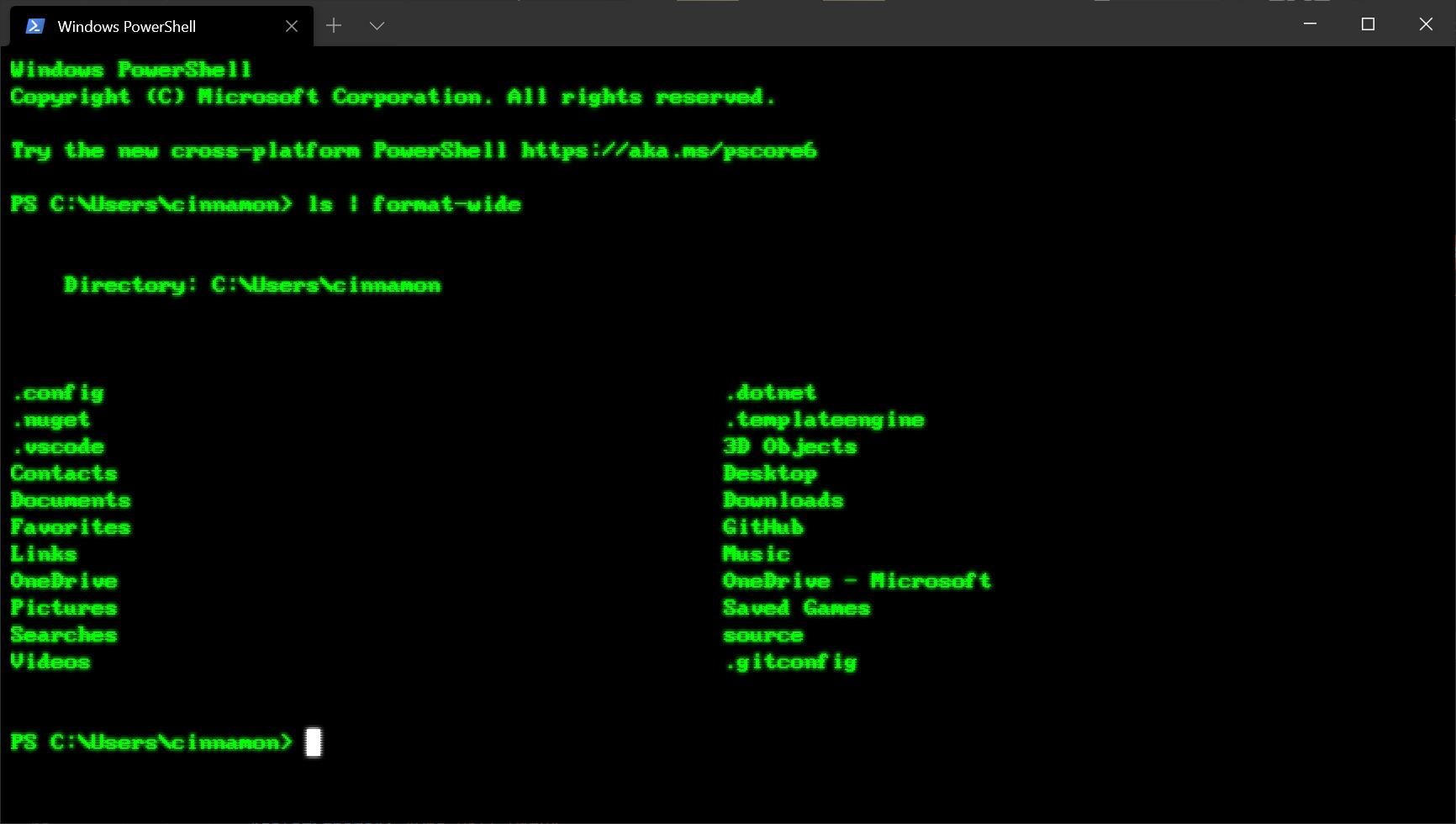 Советы и лайфхаки по Windows Terminal