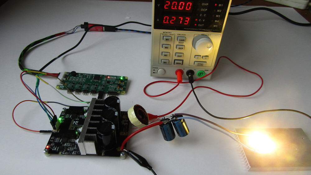 Development of buck-converter on STM32F334: principle of operation, calculations, prototyping