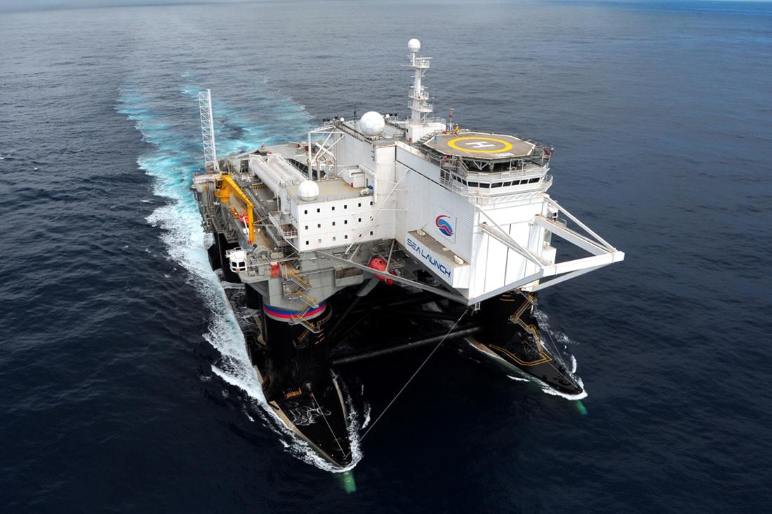 Морской старт возвращение блудного космодрома