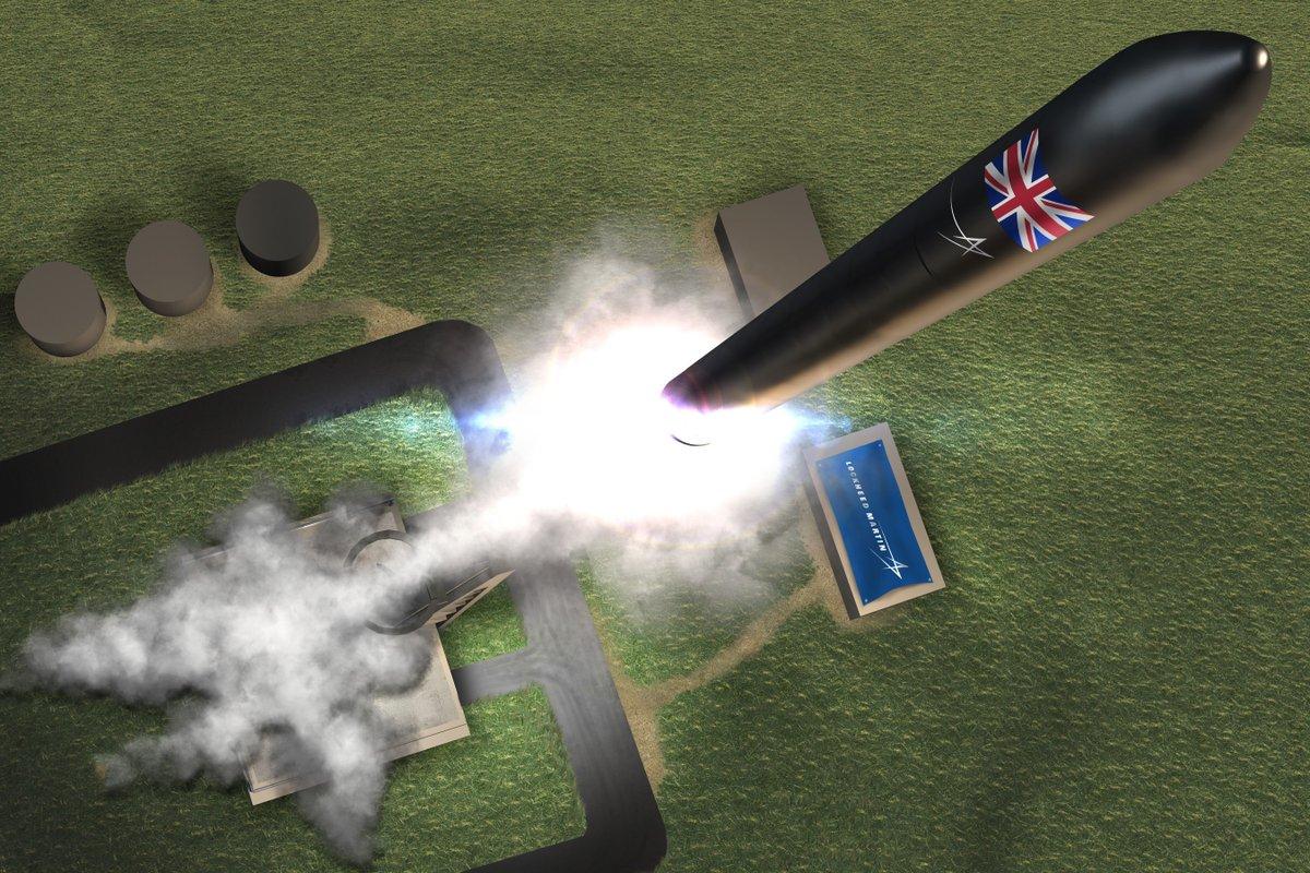 [Перевод] После 2020 года Великобритания обзаведётся первым космодромом — в Шотландии